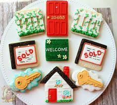 Housewarming Cookies Housewarming Decorated Sugar Cookies By Annpotterbaking On Etsy