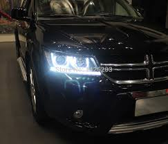 Dodge Journey Limited 2014 - aliexpress com buy for dodge journey jcuv fiat freemont led head