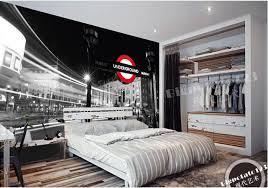 new custom 3d beautiful black and white london street view