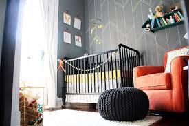 finn u0027s yellow u0026 gray nursery reveal