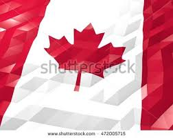 canada national flag wallpapers vector canadian flag unique low polygon stock vector 556494826