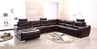 dorel living small spaces configurable sectional sofa sectional sofas brown genuine and leather corner sectional sofas