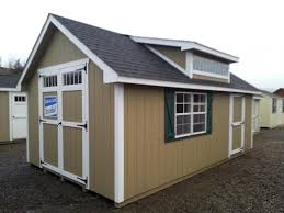 12 x 20 cape cod style with beautiful dormer pine creek structures