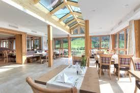 restaurant with winter garden hotel gasthof traube schnann