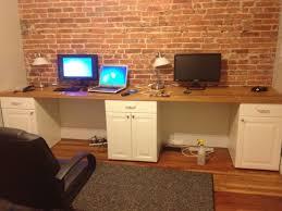 2 desk home office cool 2 person desk home office furniture 37 in modern home design