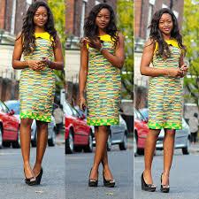 ghana chitenge dresses kente dress with peep toe wedge shoes ghanaian kente styles