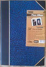 5x7 Photo Album Cardboard Photo Albums Ebay