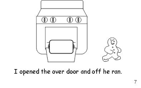 the gingerbread man coloring pages literacy ideas for the gingerbre