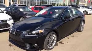 car lexus 2015 new black 2015 lexus is 250 awd premium package review south