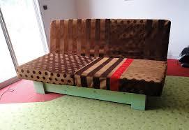 habillage canapé fabriquer un canapé avec un matelas