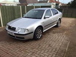 2004 skoda octavia 1 9 laurin klement in chatteris