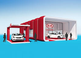 Kia Open Kia Australian Open Display D Max