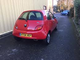 2004 ford ka 1 3 petrol 68k miles 12 months mot cheap car in
