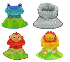 Fisher Price High Chair Replacement Cover New Fisher Price Sit Me Up Floor Seat Replacement Pad Cushion Ebay