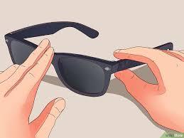 Harga Kacamata Rayban Sunglasses 3 cara untuk memeriksa keaslian kacamata ban wikihow