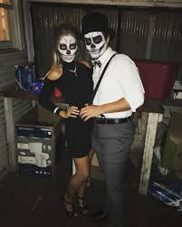 skeleton costume halloween city skeleton couple costumes dress 2 impress pinterest skeletons