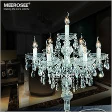 whole crystal table top chandelier candelabra wedding pertaining to brilliant home table chandelier centerpieces ideas