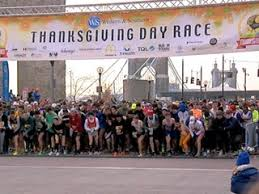 record number of runners take on thanksgiving day 10k wcpo