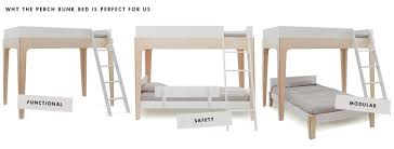We Ordered A Bunk Bed - Oeuf bunk bed