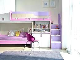 lit superposé avec bureau lit superpose pour ado tag chambre ado fille mezzanine chambre fille