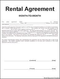 rental renewal form printable sample rental agreement for room
