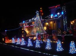 Outdoor Christmas Decorations Balls by Christmas Light Balls For Trees