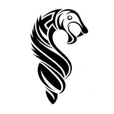 tribal river snake design tattoowoo com
