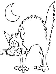 halloween printables free coloring pages learn language me