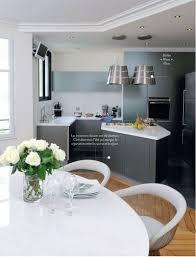 petites cuisines ouvertes un îlot sur mesure pour une cuisine ouverte côté maison