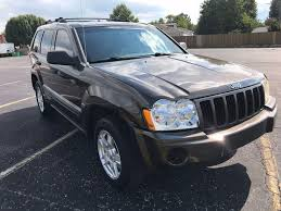 used jeep commander 2005 used jeep grand cherokee 4dr laredo at best choice motors
