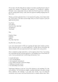 Cover Letter Example Of A Teacher Resume Education Cover Letter Examples Images Cover Letter Ideas