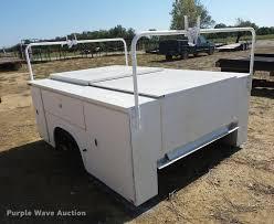 Utility Bed For Sale Knapheide 696lpj Utility Bed Item Ay9675 Sold November