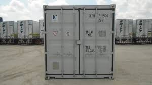 new 20 u2032 standard 1 trip shipping container sesu216520 1