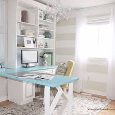 before u0026 after a pretty home office makeover hometalk