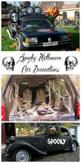 Decorate Your Home For Halloween Halloween Car Decorations Decorate A Car For Halloween