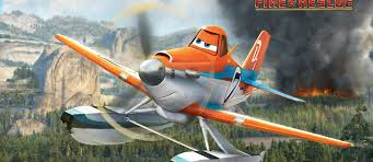 planes 2 fire rescue characters