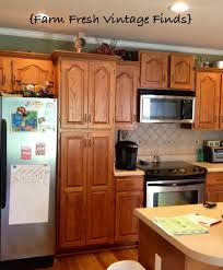 Old Kitchen Cabinet Makeover by Annie Sloan Paint Kitchen Cabinets Peaceful Ideas 15 Cabinet