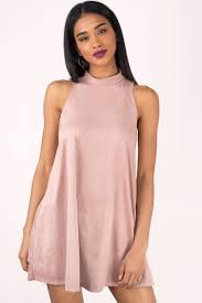 mauve dress sleeveless dress purple collar dress shift dress