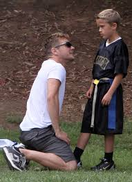 Flag Football Tips Ryan Phillippe Coaches Son U0027s Flag Football Team Today U0027s Parent