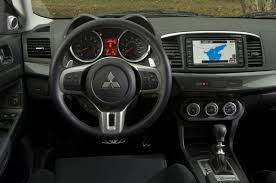 mitsubishi outlander interior mitsubishi lancer price modifications pictures moibibiki