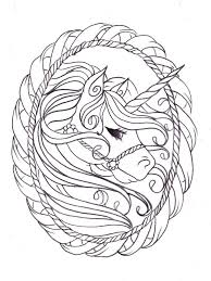 image detail for unicorn coloring pages for kids coloring pages
