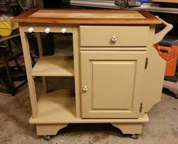 perfect diy kitchen island cart plan from our vintage home love to