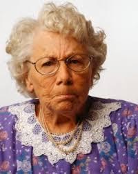 Women Meme Generator - angry old woman meme generator imgflip