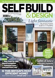 Home Design Magazine Covers by Self Build U0026 Design Kitchen Feature Brayer Design