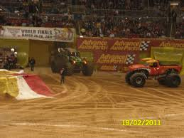 monster truck show st louis home cooking scripture and song
