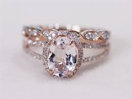 Pink Wedding Rings by Best 20 Rose Wedding Rings Ideas On Pinterest Beautiful Wedding
