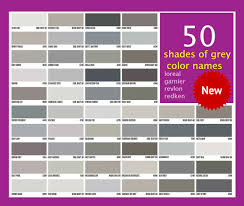 color shades of grey hair color trends 2016