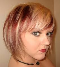 highlights in very short hair red highlights short hair hair style and color for woman