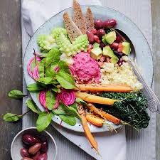 where to buy pickle candy canes beet hummus platter with millet roasted carrots pickled candy