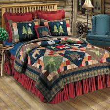 rustic bedding and cabin bedding u2013 ease bedding with style
